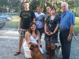 Rich, Andrea, Silvana, Milka, Tina, Stanko
