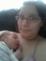 Mommy and Rylan