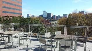NERD center balcony