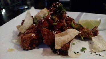 Asian Chicken Bites from Milestones