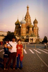 3 in Red Square