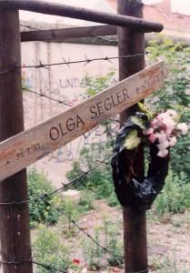 Olga's Memorial 1990