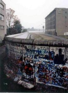 Potsdamer Platz 1989.
