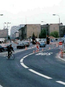 Potsdamer Platz 1990.