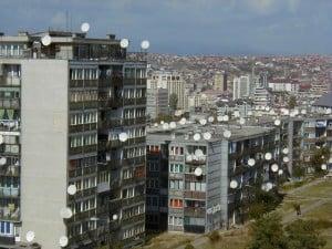 Prishtina Satellite Dishes 1