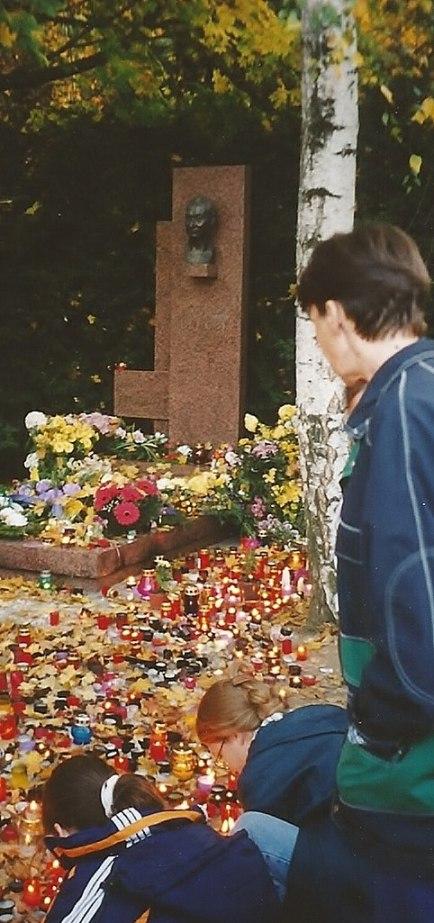 Dubcek's Grave 3-1