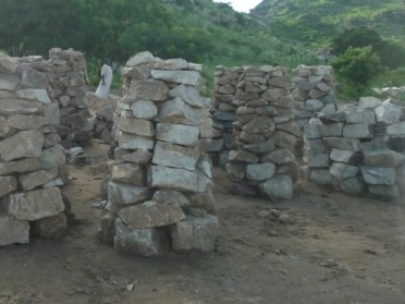 Stone Cairns 2