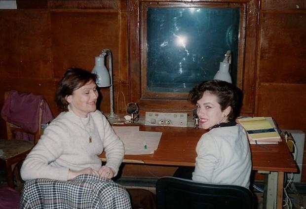 radio ladies