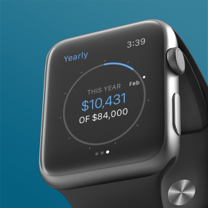 Personal capital apple watch