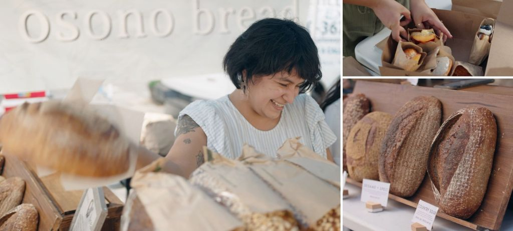 Betsy Gonzalez, Osono Bread