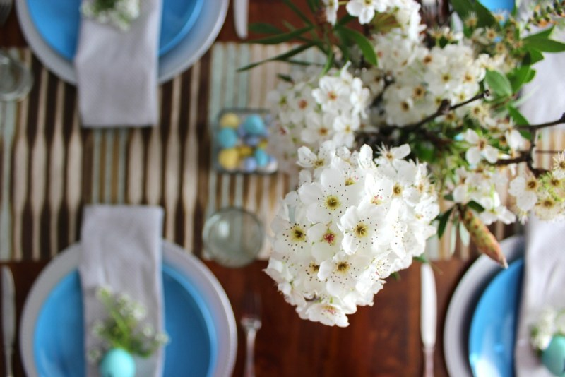 Easter Tablescape 4