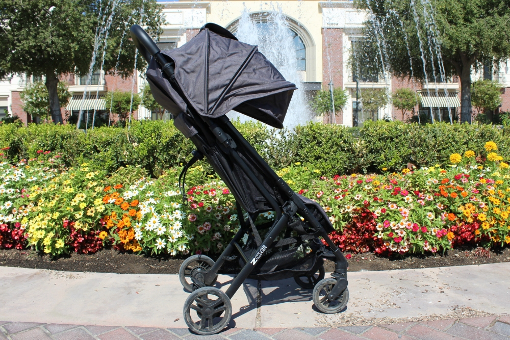 ZOE TRAVEL STROLLER BEST V2