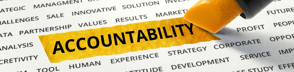 Failures In Accountability