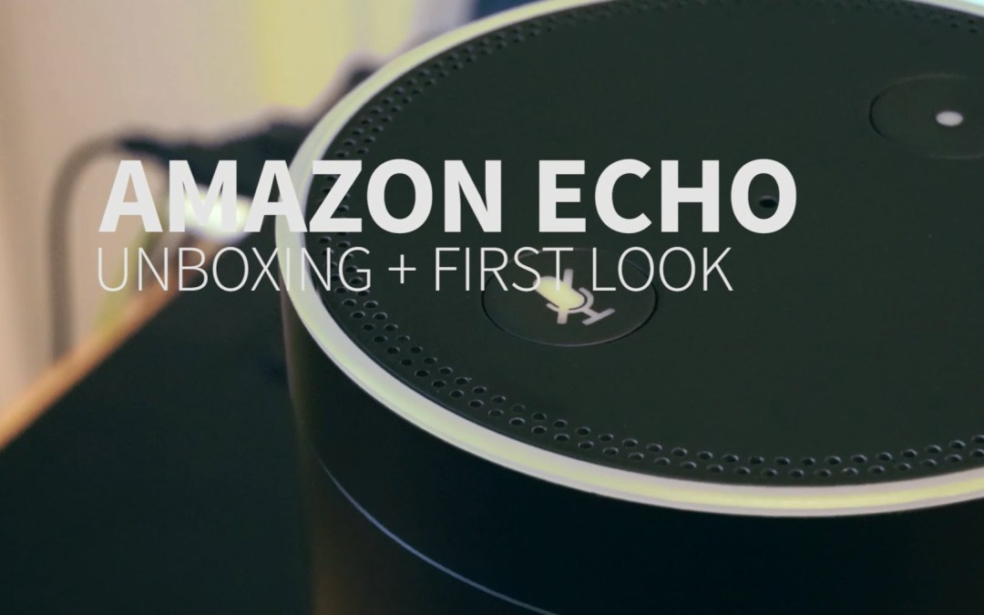 The Amazon Echo Actually Makes for a Happy Home