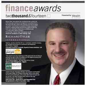 Sales-Excellence-Top-Sales-Training-in-the-United-States-Award-Richard-Tyler-international-Wealth-and-Finance-Article-Reprint-Cover_308