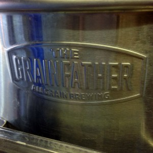 Testing The Grainfather - All Grain Brewing System (5/6)