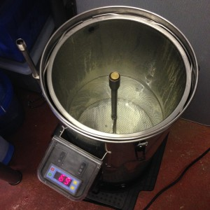 Testing The Grainfather - All Grain Brewing System (6/6)