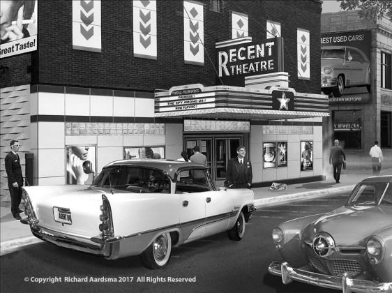 Black & White Theatre