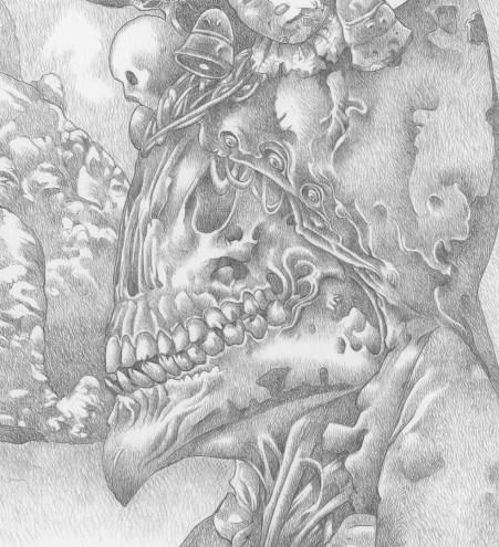 Ptah - detail 1