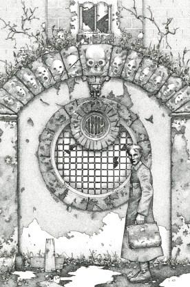 The Lost Machine, Lumsden Moss, Richard A. Kirk, 2010, Radiolaria Studios