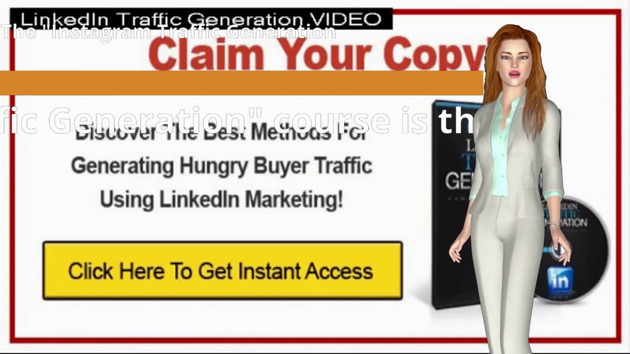 LinkedIn Traffic Generation VIDEO