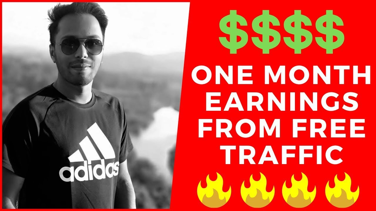 Affiliate Marketing Income Proof For 1 Month From FREE Traffic. Affiliate Marketing Earning In Hindi