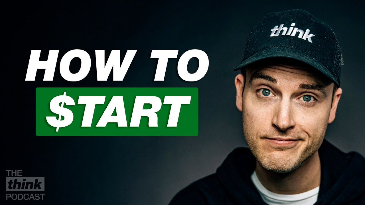 Affiliate Marketing for Beginners: 5 Steps to Success (Part One) | #ThinkMarketing Podcast 026