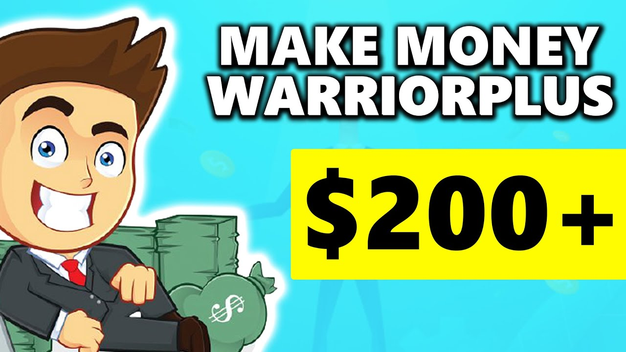 How to Make Money with Warriorplus Affiliate Marketing (for Beginners)