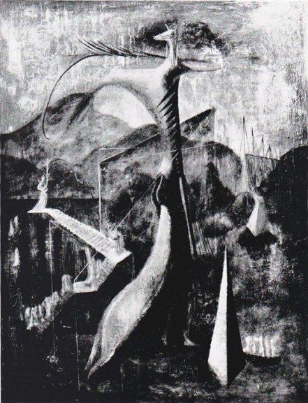 September 1939, oil, 1939