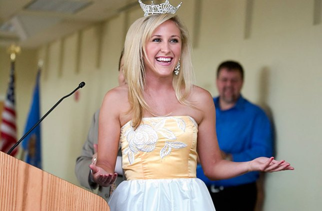Miss Oklahoma 2009/Miss Ada 2006 Taylor Treat; Deleted from the Gallery