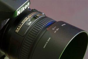 I recently added the excellent AF-S Nikkor 50mm f/1.4G to my bag.