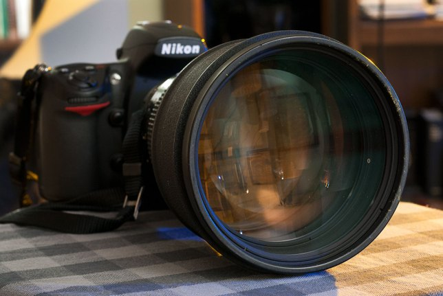 The Nikkor 200mm f/2.0 ED-IF is as finely-crafted a lens as I have ever owned.