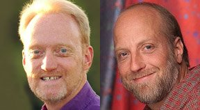 I remind myself of actor Chris Elliott