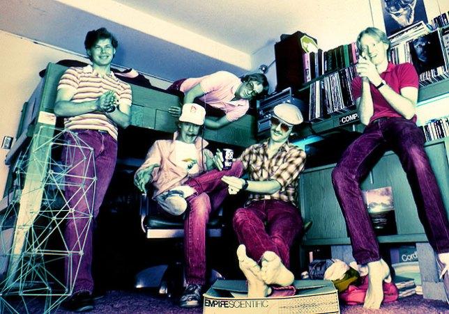 Dorm Rats, 1983
