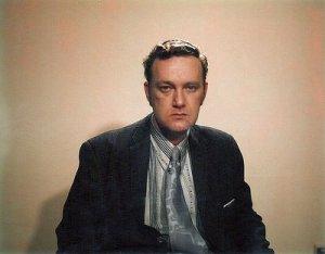 Joe Barron, Polaroid photograph, date and location unknown.