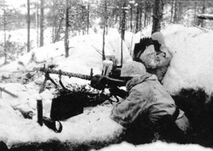 "The soldiers of 7th Flieger and 22.Luftlande-Infanterie-Division had winter equipment and were accustomed to defend themselves even when encircled. These units were used in small ""penny packets"" during the defence of the Moscow salient during the winter. The legandary Fallschirmjägers were able to hold the lines but suffered heavy casualties during the difficult winter of 1941-1942."