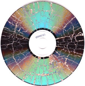 A microwaved CD; it will smell like running an electric train