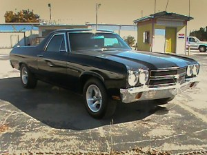 """El Camino"" roughly translates as ""The Road."" When first marketed in the late 1950s, however, Chevrolet mistakenly named it ""de Entrada,"" meaning ""The Driveway."""