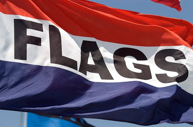 Go buy some flags. You'll feel better.