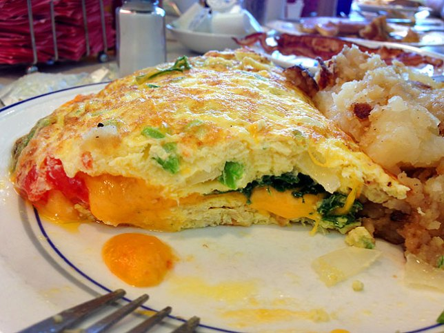 The breakfast at the Bel-Loc Diner in suburban Baltimore is one of my favorites, not for the food as much as for the mood.
