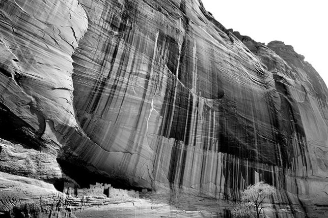 This image was made at the White House Ruin in Arizona's iconic Canyon de Chelly National Monument.