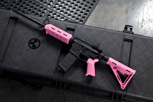 Photo from gungoddess.com.