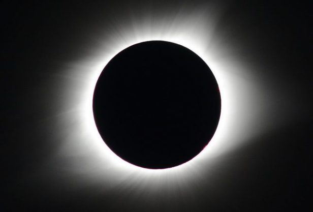 The most unusual item Abby and I photographed in 2017 was the Great America Eclipse, which we saw with my sister and her husband in our mother's hometown of Park Hills, Missouri.