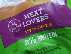 The contradiction of this product is obvious: vegans don't love meat.