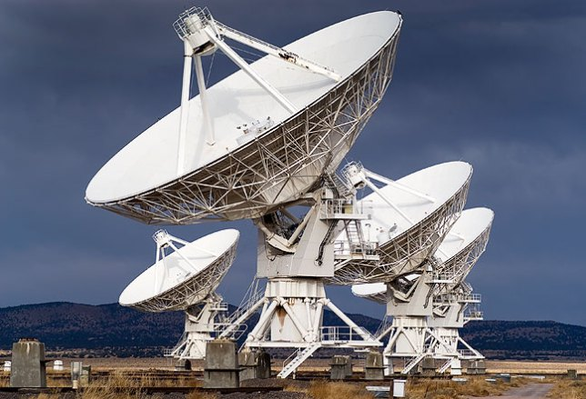 Contacting us is quick and easy, and we would love to her from you. Pictured: radio telescope dishes of the Very Large Array, Magdalena, New Mexico, November 2010.