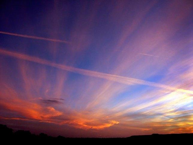 Caprock Sunset