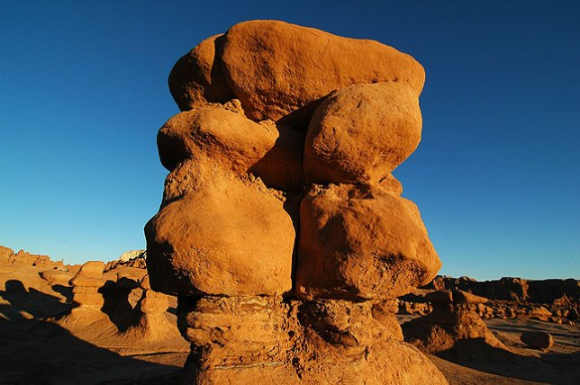 Hoodoo, Goblin Valley