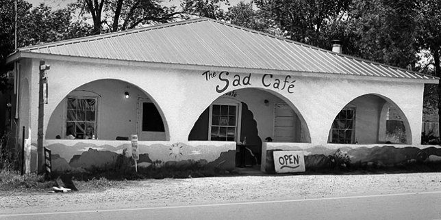 The Sad Café, Ribera, New Mexico