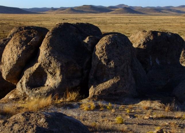 City of Rocks State Park