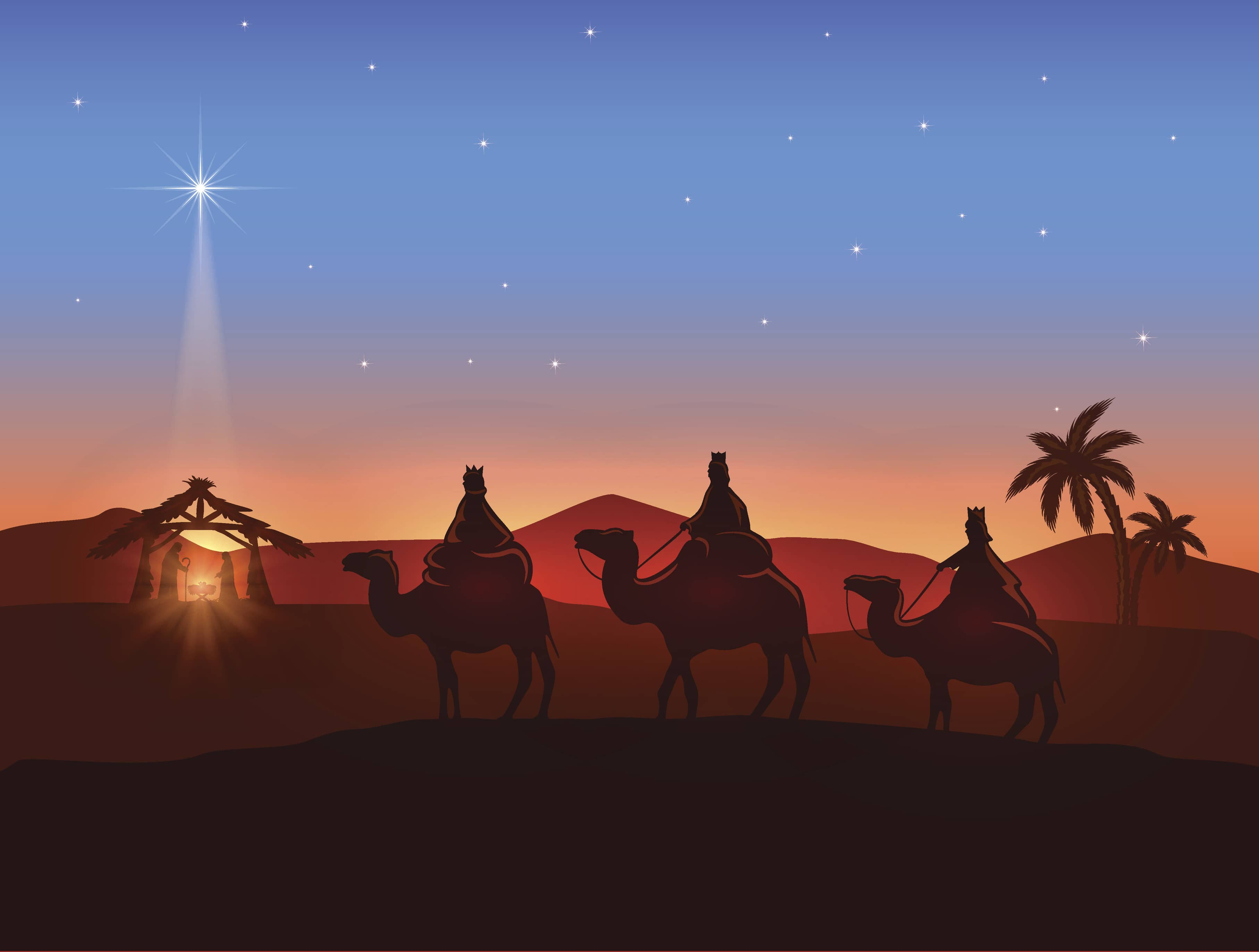 An Unexpected Christmas.....The Christmas Story..... Good News of ...